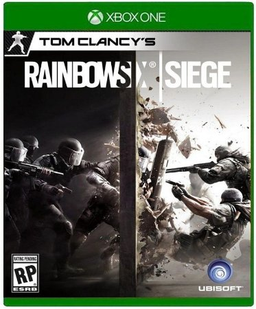 Tom Clancys Rainbow Six Siege Xbox One Mídia Física