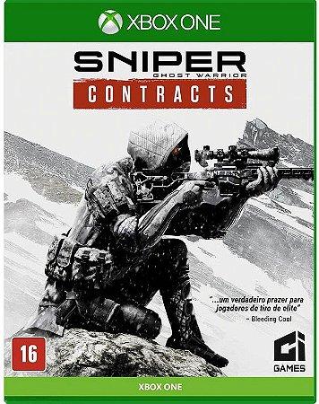 Sniper Ghost Warrior Contracts Xbox One - Mídia Física