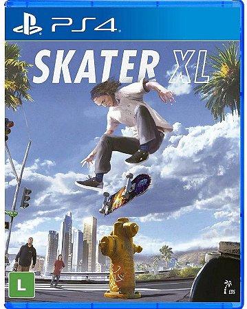 Skater XL PS4 Mídia Física