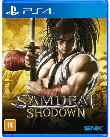 Samurai Shodown PS4 Mídia Física