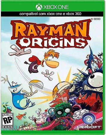 Rayman Origins Xbox One Mídia Física