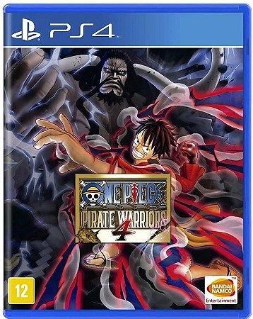 One Piece Pirate Warriors 4 PS4 Mídia Física