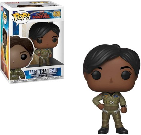 Funko Maria Light Suit