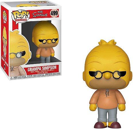 Funko Abe Grampa The Simpsons