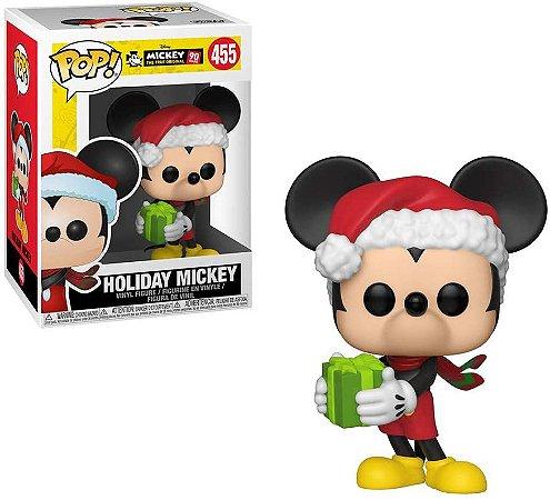 Funko Holiday Mickey