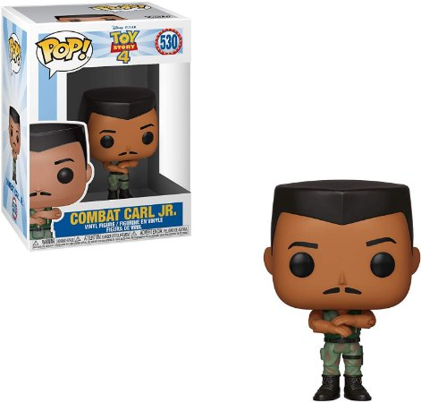 Funko Combat Carl Jr