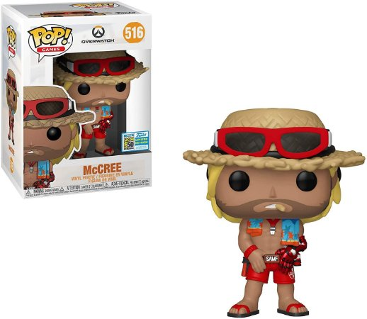 Funko Mccree Summer Skin