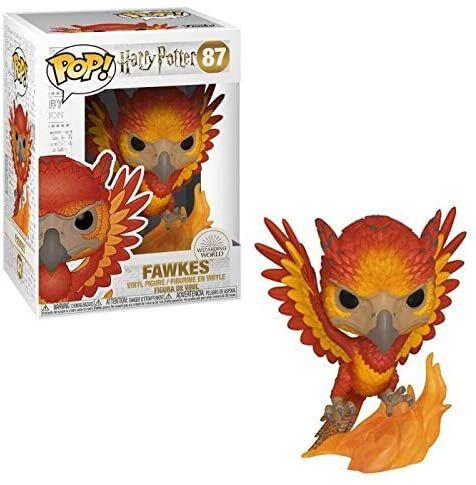 Funko HP Fawkes FL