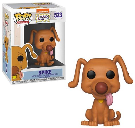 Funko 90s Nick Spike Geek