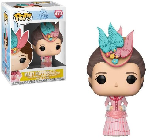 Funko Mary (Pink Dress)