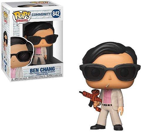 Funko Ben Chang