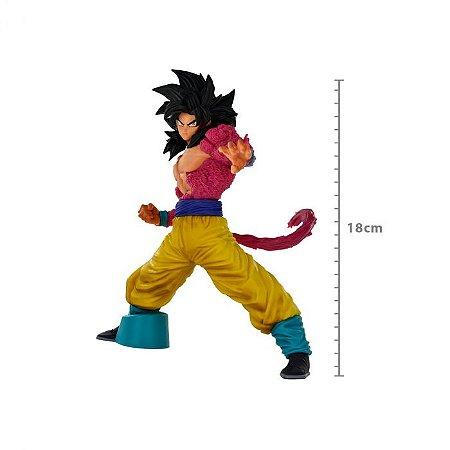 Figure Dragon Ball GT The Super Saiyan 4 Son Goku