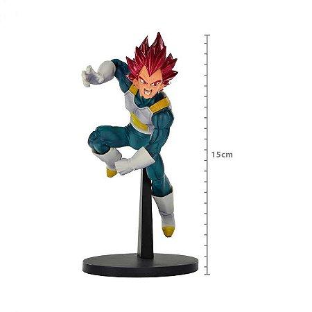 Figure Dragon Ball Super Saiyan God Vegeta VII