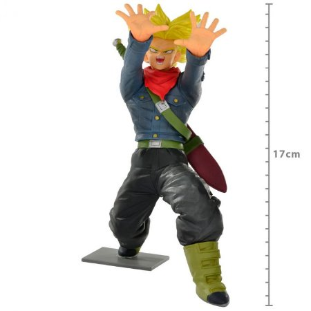 Figure Dragon Ball Super Galick Gun Trunks