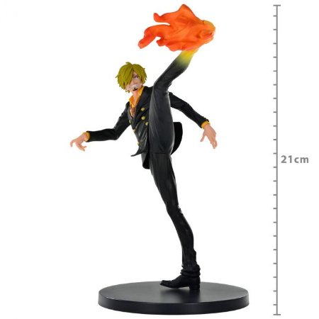 Figure One Piece Battle Record Collection Sanji