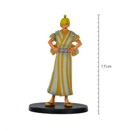 Figure One Piece Dxf The Grandline Men Wanokuni Sanji