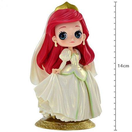 Figure Q Posket Disney Character Dreamy Style  Ariel