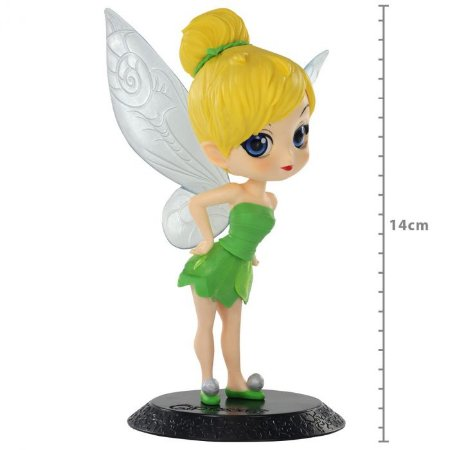 Figure Q Posket Disney Character Tinker Bell Leaf Dress