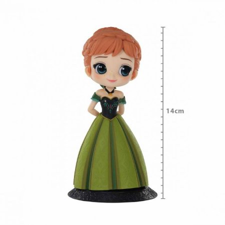 Figure Q Posket Disney Characters  Anna Coronation