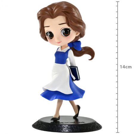 Figure Q Posket Disney Characters Belle Country Style