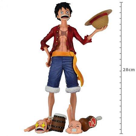 Figure One Piece Grandista Nero Monkey D Luffy