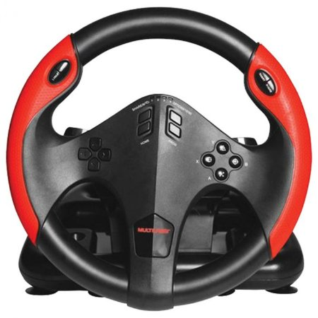 Volante Multiplataforma PS3/PS4/PC JS087