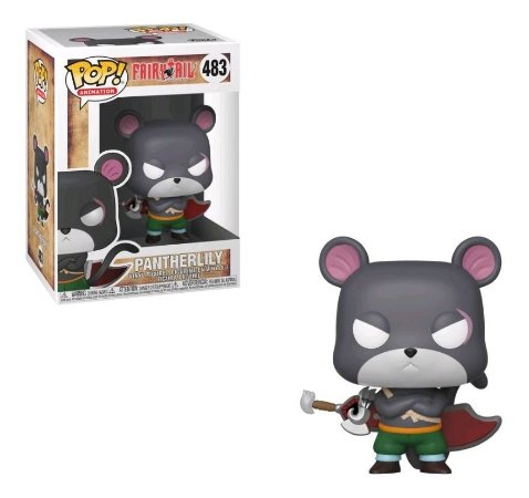 Funko Fairy Tail Panther Lily