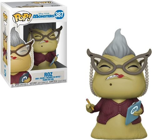 Funko Monsters Inc. Roz