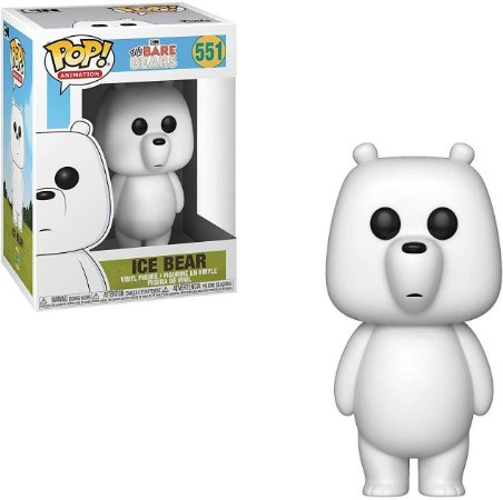 Funko Ice Bear