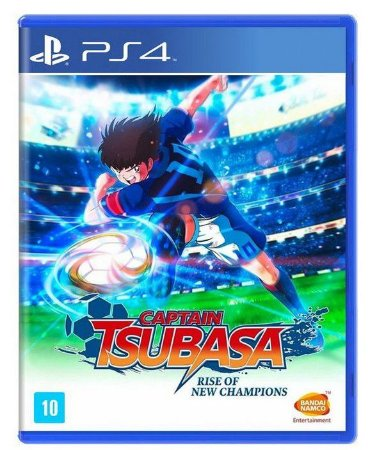 Captain Tsubasa Rise of New Champions PS4  Mídia Física