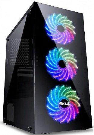 Computador Gamer 5000 Ryzen 5 2600 3.4GHZ MEM 8GB GTX 1650