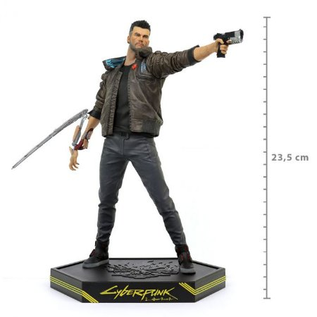 Figure Cyberpunk 2077 Male V