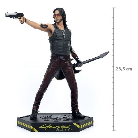 Figure Cyberpunk 2077  Johnny Silverhand