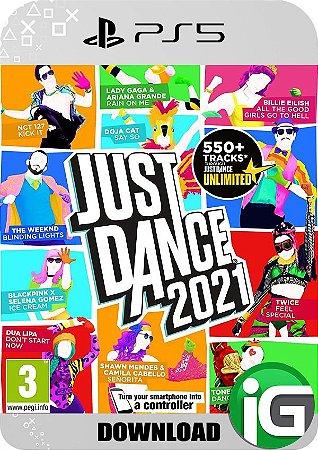 Just Dance 2021 - PS4 Mídia Digital