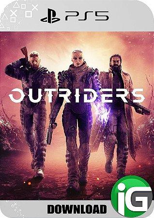 Outriders - PS5 Mídia Digital