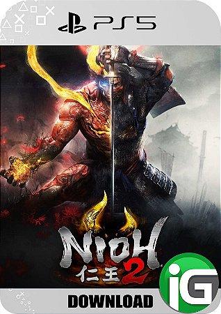 Nioh 2 - PS5 Mídia Digital