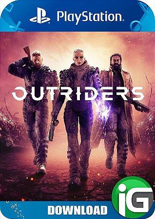 Outriders - PS4 Mídia Digital