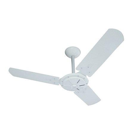 Ventilador e Exaustor de Teto Ventbem Veneza Branco 110V