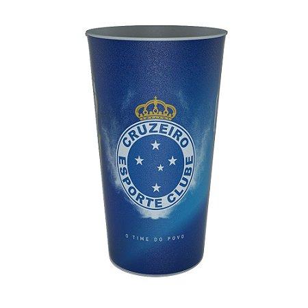 Copo Colecionável Cruzeiro Campeão Brasileiro 2003  500ml