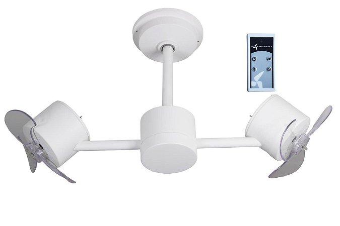 Ventilador de Teto Treviso Infinit Branco com Controle Remoto