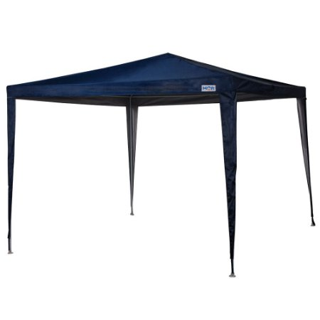 Tenda Gazebo Oxford Mor 3x3m Com Silver Coating Azul