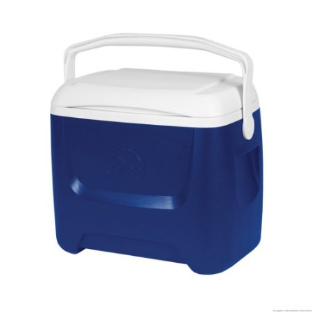 Caixa Térmica Igloo Island Breeze 28 Qt Azul