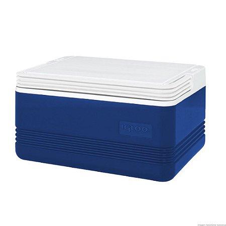 Caixa Térmica Igloo Legend 6 Latas Azul
