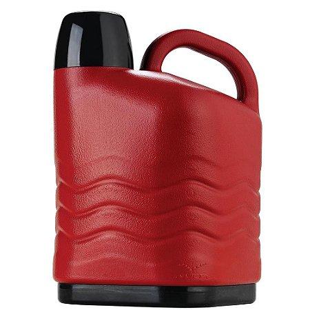Garrafão Térmico Invicta 5 litros Vermelho
