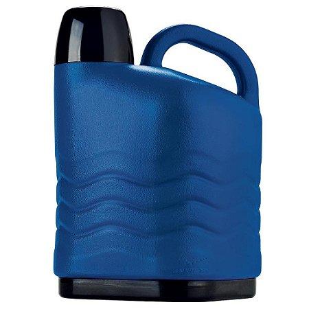 Garrafão Térmico Invicta 5 litros Azul