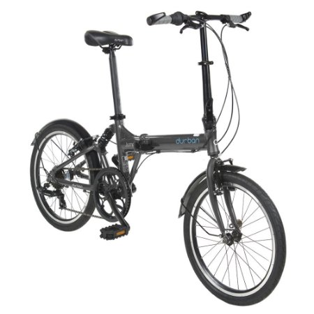 Bicicleta Durban Dobrável Jump
