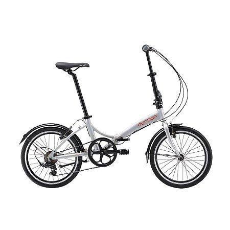 Bicicleta Durban Dobrável Rio Prata