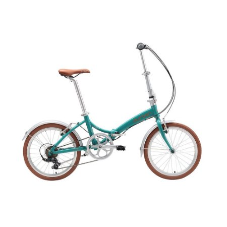Bicicleta Durban Dobrável Rio Turquesa