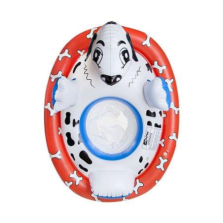 Boia Nautika Infantil Seat Animal Cachorro