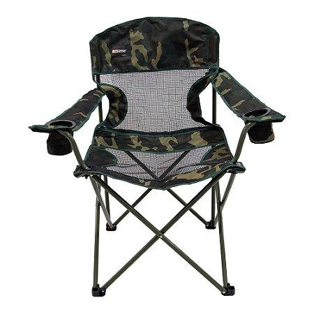Cadeira Nautika Fresno Camuflado